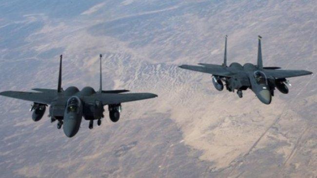 ABD'den Irak ve Suriye'de İran milislerine hava saldırısı