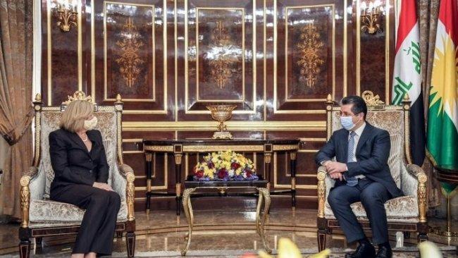 Başbakan Barzani, Avustralya Büyükelçisi'yle görüştü