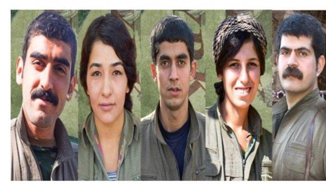 PJAK, 5 üyesinin Süleymaniye ve Kırmaşan'da hayatını kaybettiğini açıkladı