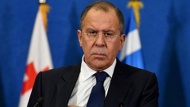 Rusya Dışişleri Bakanı Lavrov, yarın Türkiye'ye gidiyor