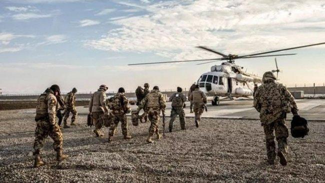 Almanya, Afganistan'daki 20 yıllık varlığını sonlandırdı