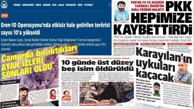 Faruk Bildirici: Öldürüldüğü açıklanan PKK'lı canlandı itirafçı oldu…