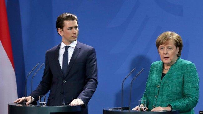 Almanya ve Avusturya'dan Türkiye kararı!