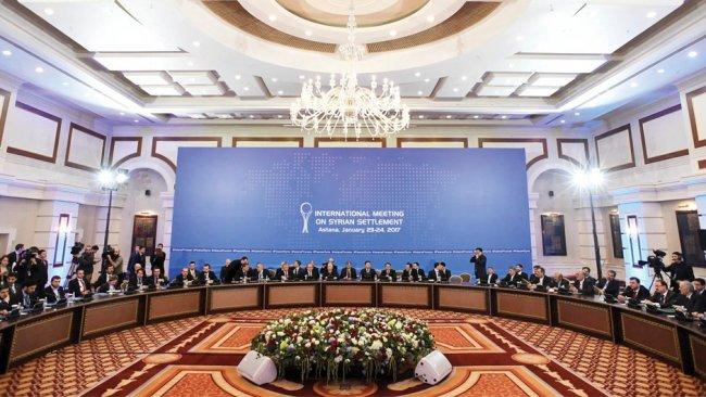 Astana müzakerelerinin yeni turu yarın başlıyor