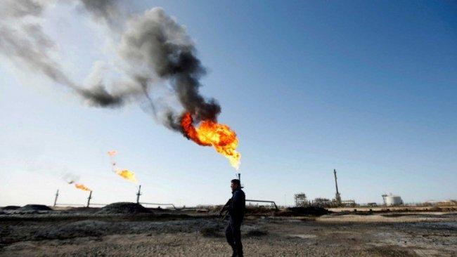 Kerkük'te gaz şirketine roketli saldırı