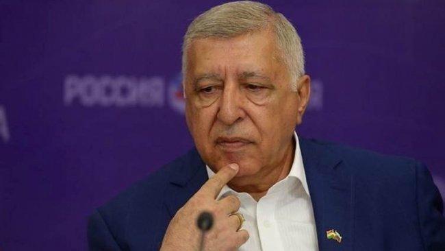 Rusya Kürtlerinden Yuri Nebiyev hayatını kaybetti