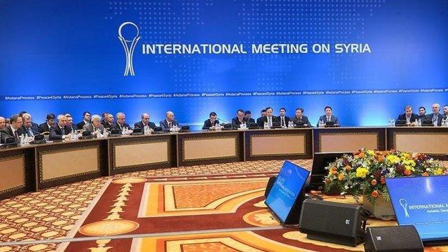 Astana görüşmeleri başladı: Türkiye Esad yönetimiyle ilk kez aynı masada