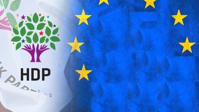 Avrupa Parlamentosu: HDP ve Demirtaş'ın durumu endişe verici