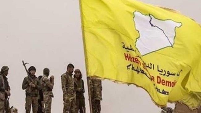 DSG: Koalisyon güçlerine dronla saldırı düzenlendi