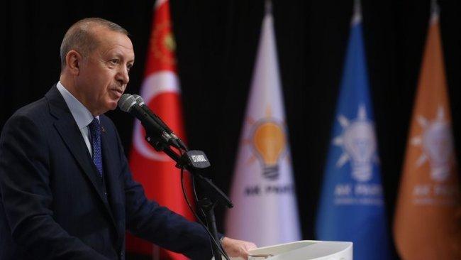 Erdoğan'dan seçim açıklaması: Başarmak dışında alternatifimiz yok
