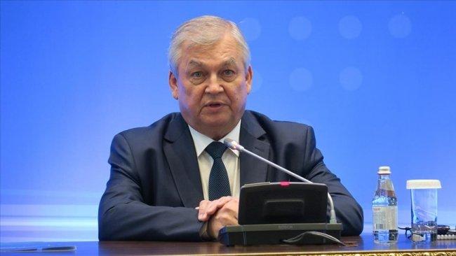 Lavrentyev: Türk ve ABD'li birliklerin yakında Suriye'den çekileceklerini umuyoruz