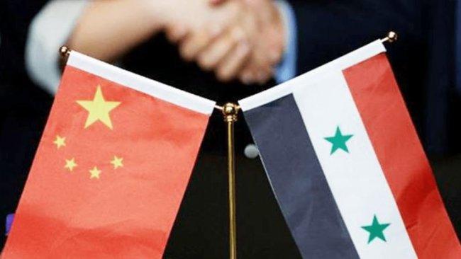 Çin, Suriye'deki etkinliğini artırıyor