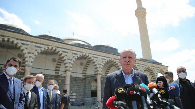 Erdoğan'a 'Diyarbakır' önerisi: 'Kürtlere yönelik daha barışçıl mesajlar verilmeli'