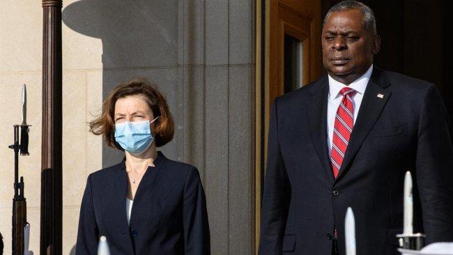 ABD ile Fransa savunma bakanları, özel harekat konusunda işbirliği anlaşması imzaladı