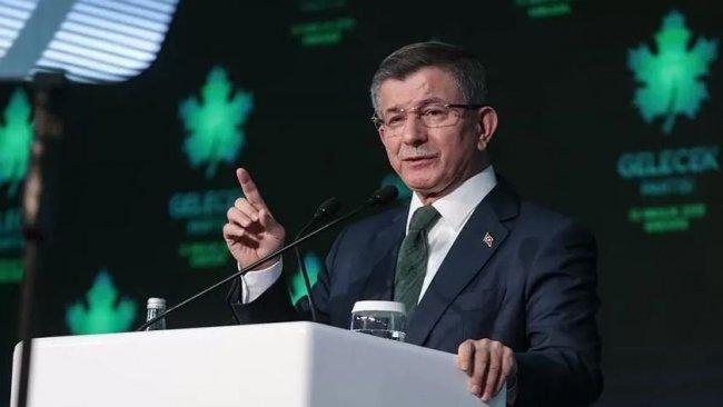 Davutoğlu'ndan Bahçeli'ye: Erdoğan'a da 'Serok' dediler