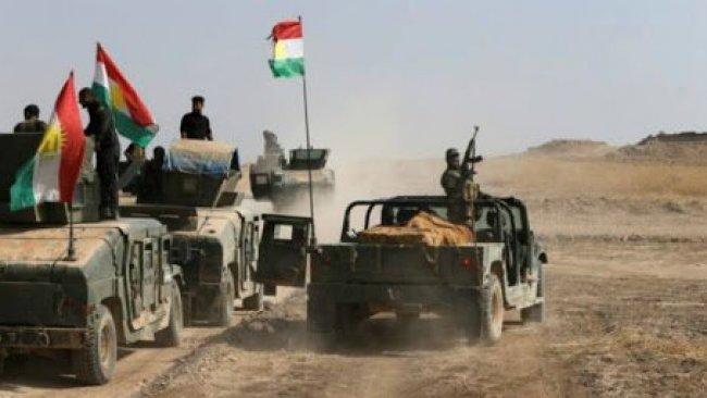 Irak'tan Peşmerge Güçleri'ne tebrik mesajı