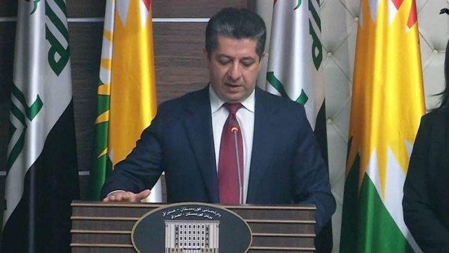 Mesrur Barzani: 9'uncu kabine bir çok kazanım elde etti