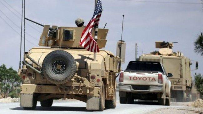 Deyrizor'da ABD askeri üssünde patlama