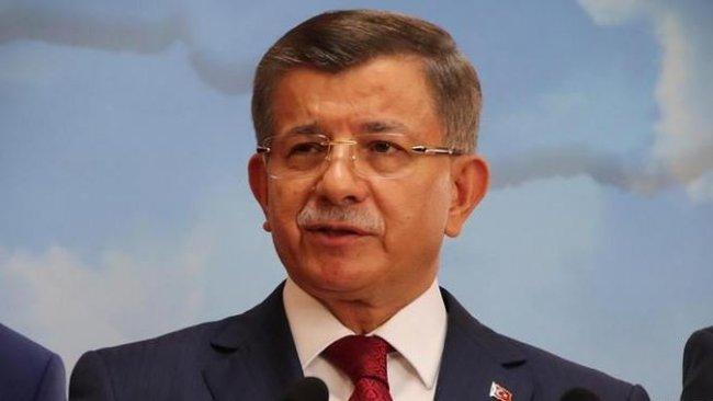 Davutoğlu'dan Bahçeli'ye tepki: Kürtçe'yi bölücülükle özdeşleştiriyor