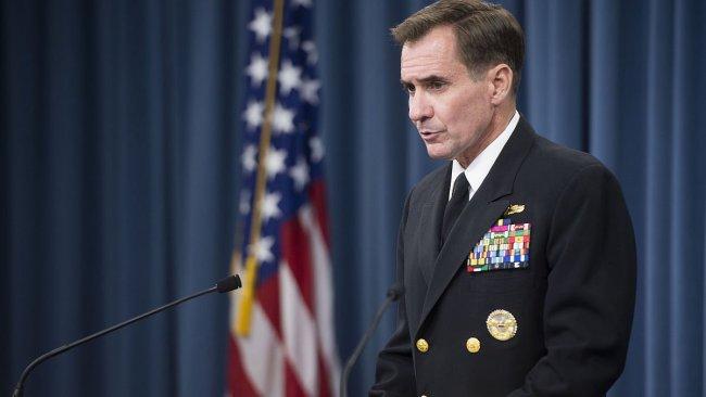 Pentagon sözcüsünden Afganistan açıklaması