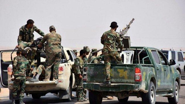 Suriye ordusu ile IŞİD arasında çatışma: 5 ölü