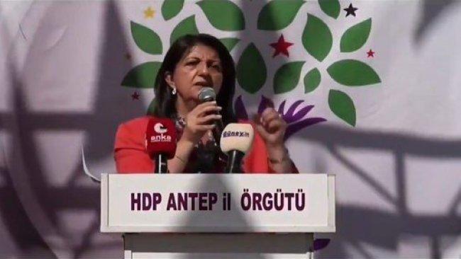 Buldan: AKP ile masaya oturacak tek bir Kürt yoktur
