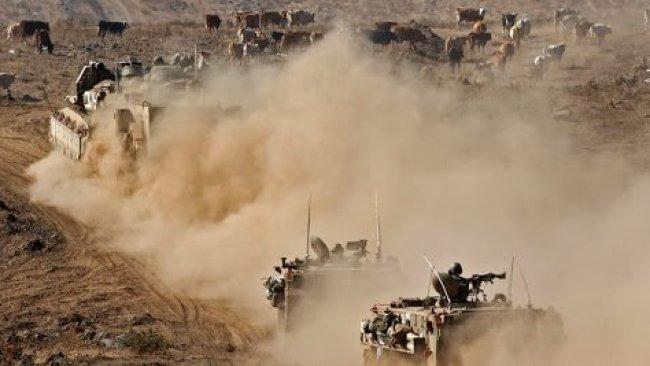 SOHR: Iraklı milisler Suriye sınırında bombalandı