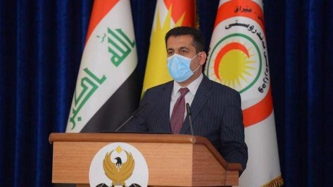 Kürdistan Bölgesi'nde ilk Delta varyantı vakası tespit edildi