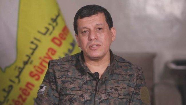 Mazlum Kobani'den 'Afrin'de toplu mezar' tepkisi