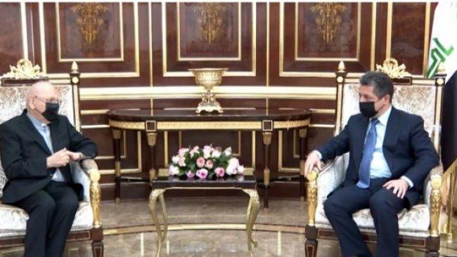 Başbakan Barzani'den Hristiyanlara 'Kürdistan'a dönün' çağrısı