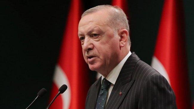 Erdoğan'dan Taliban'a çağrı: 'İşgal hareketini bırakın'