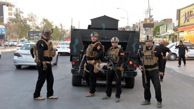 Kerkük'e çok sayıda anti terör gücü sevk edildi