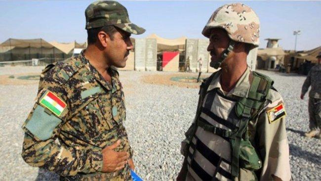 Peşmerge güçleri ile Irak ordusu iki ortak tugay kuruyor