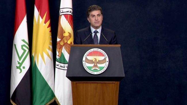 Başkan Neçirvan Barzani'den Bağdat'taki saldırıya kınama