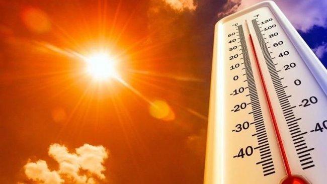Cizre 49.1 derece ile sıcaklık rekoru kırıldı!
