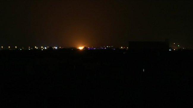 İsrail Halep'e hava saldırısı düzenledi
