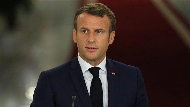 MSD ve Özerk Yönetim heyeti Macron ile görüştü