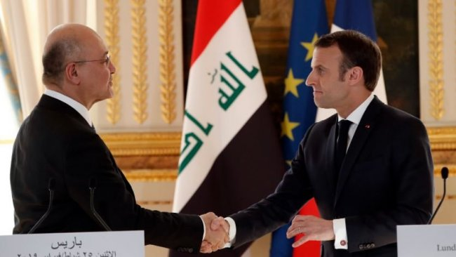 Pegasus casus yazılımı: Berhem Salih ve Macron'un da telefonu dinlenmiş