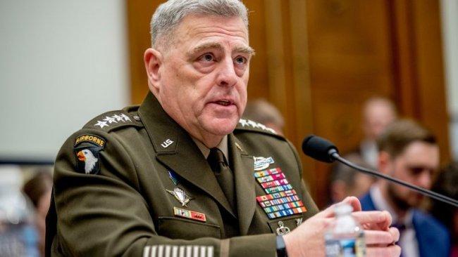 ABD Genelkurmay Başkanı: Taliban'ın yönetimi tamamen ele geçirmesi mümkün