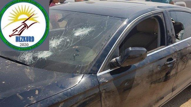 HEZKURD: Kürtlere yönelik saldırılara karşı genel bir tavır sergilenmeli