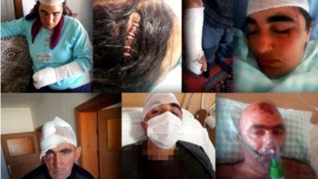 Kürt aileye yönelik saldırının ardından 20 kişi gözaltına alındı