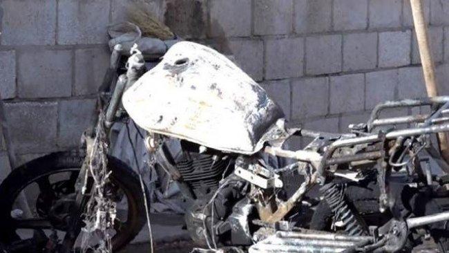 Rojava'da feci olay; Kürt futbolcu eşi ile yanarak can verdi