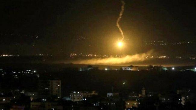Şam'dan İsrail'in hava saldırılarına ilişkin açıklama
