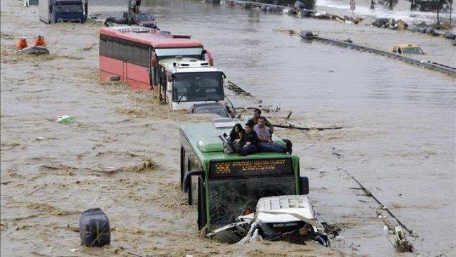 BM: Bir milyondan fazla insan sel ve kuraklıktan öldü