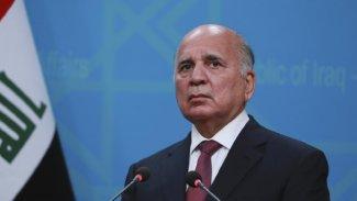 Fuad Hüseyin: Irak iç meselelerde tek başına bırakılamaz