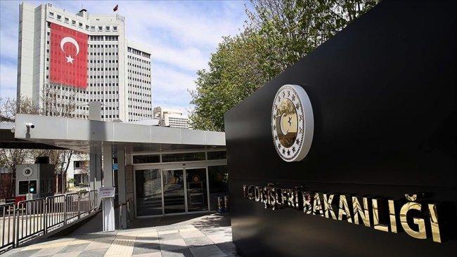 Türkiye'den BM'ye tepki: Tümüyle reddediyoruz