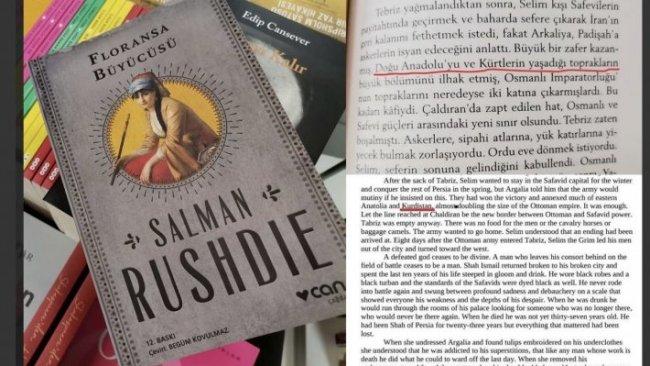 Can Yayınları'ndan 'Kürdistan' kelimesi geçtiği için sansürlenen kitaba ilişkin karar