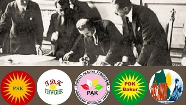 Lozan Antlaşması Devletler Arası Sömürgeci Ve Emperyalist Bir Antlaşmadır