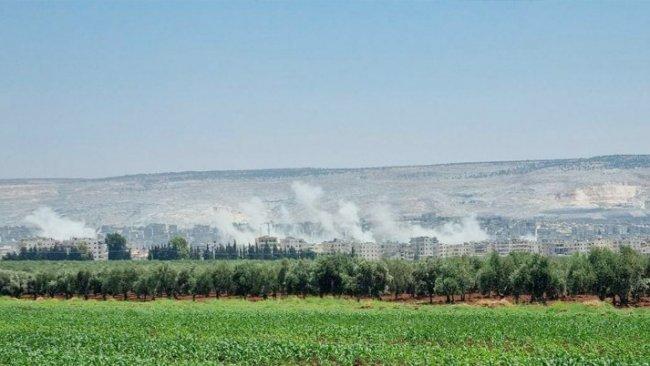 Efrin'e roketli saldırı!