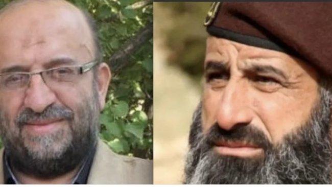İran milislerinin 2 komutanı Lübnan ve Suriye'de öldürüldüler